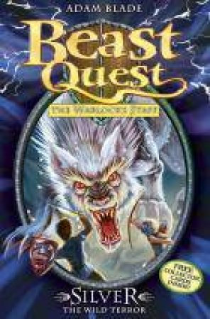 Silver The Wild Terror (Warlock's Staff 04)