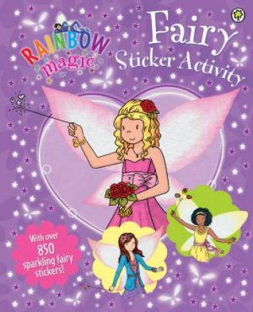 Rainbow Magic: Fairy Sticker Activity by Daisy Meadows