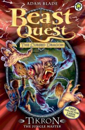 Tikron The Jungle Master (Cursed Dragon 03)
