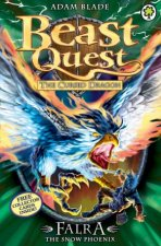 Falra The Snow Phoenix Cursed Dragon 04