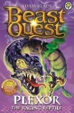 Plexor The Raging Reptile Velmals Revenge 03