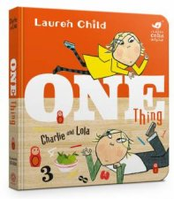 Charlie And Lola One Thing