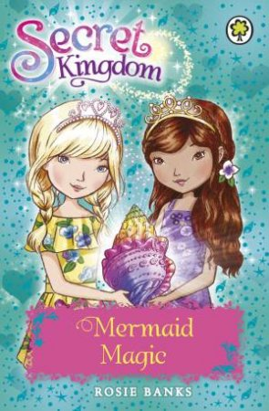 Secret Kingdom 32: Mermaid Magic