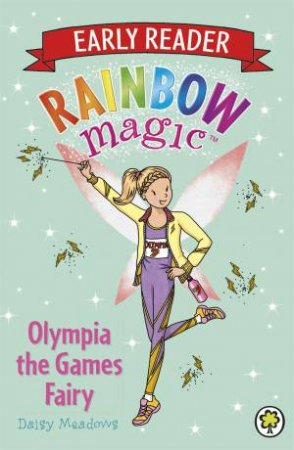 Rainbow Magic: Early Reader: Olympia the Games Fairy