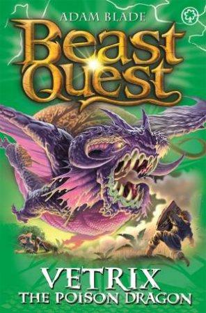 Vetrix The Poison Dragon (Dragon Kingdom 03)