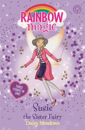 Rainbow Magic: Susie The Sister Fairy