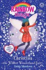 Rainbow Magic Christina The Winter Wonderland Fairy