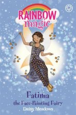 Fatima The FacePainting Fairy
