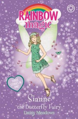 Rainbow Magic: Sianne The Butterfly Fairy