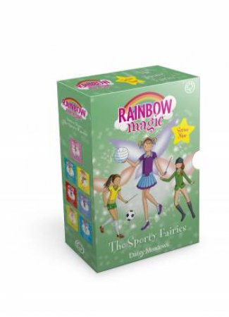 Rainbow Magic Series 9  (7 copy set) Flexi SS
