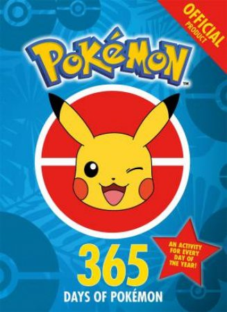 The Official Pokemon 365 Days Of Pokemon by Pokemon