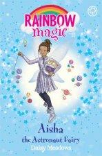 Rainbow Magic Aisha The Astronaut Fairy