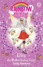 Rainbow Magic Rita The Rollerskating Fairy