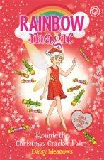 Rainbow Magic Konnie The Christmas Cracker Fairy