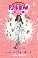 Rainbow Magic Meghan The Wedding Sparkle Fairy