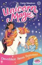 Unicorn Magic Dawnblaze Saves Summer