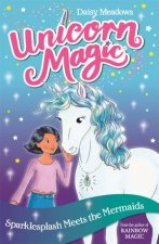 Unicorn Magic Sparklesplash Meets The Mermaids
