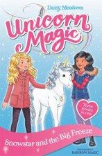 Unicorn Magic Snowstar And The Big Freeze