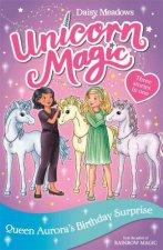 Unicorn Magic Queen Auroras Birthday Surprise