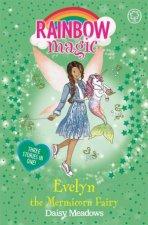 Rainbow Magic Evelyn The Mermicorn Fairy