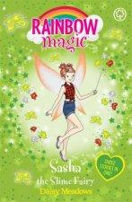 Rainbow Magic Sasha the Slime Fairy
