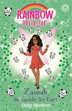 Rainbow Magic: Zainab The Squishy Toy Fairy