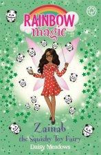 Rainbow Magic Zainab The Squishy Toy Fairy