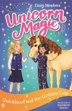 Unicorn Magic Quickhoof And The Golden Cup