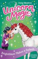 Unicorn Magic Brightblaze Makes A Splash