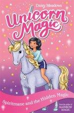Unicorn Magic Spiritmane And The Hidden Magic
