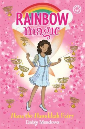 Rainbow Magic: Hana The Hanukkah Fairy