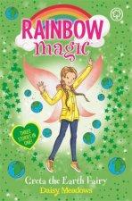 Rainbow Magic Greta The Earth Fairy