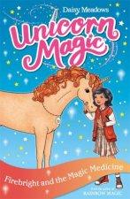 Unicorn Magic Firebright and the Magic Medicine