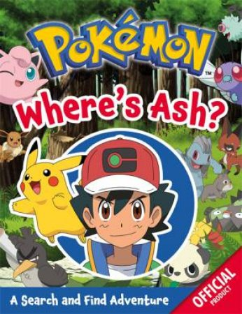 Pokemon: Where's Ash? by Various