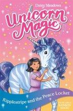 Unicorn Magic Ripplestripe and the Peace Locket