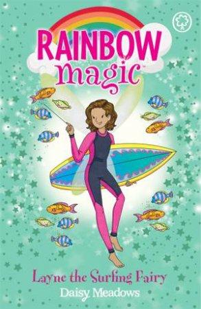 Rainbow Magic: Layne The Surfing Fairy