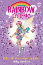 Rainbow Magic Riley the Skateboarding Fairy