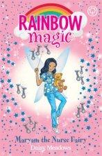 Rainbow Magic Maryam The Nurse Fairy