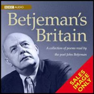 Betjeman's Britain: Poems from the BBC Archives 2XCD
