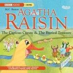 Agatha Raisin The Curious Curate 2CD