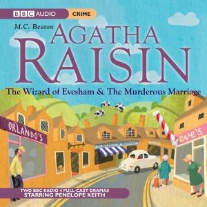 Agatha Raisin: The Wizard of Evesham 2/120 by M C Beaton