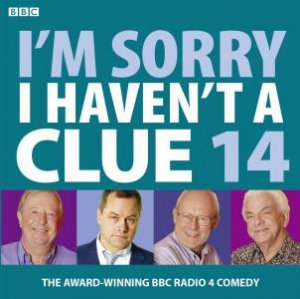 I'm Sorry I Haven't a Clue: Volume 14 2/155 by Iain Pattinson