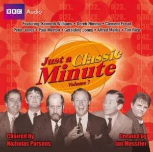 Just A Classic Minute 7 2/120