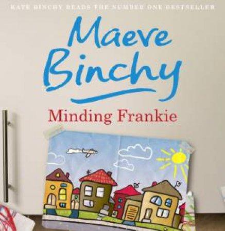 Minding Frankie Unabridged 12/840