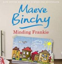 Minding Frankie Unabridged 12840