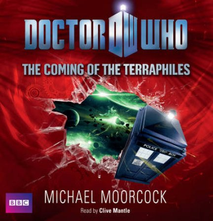 Doctor Who: Coming of the Terraphiles UA 9/480