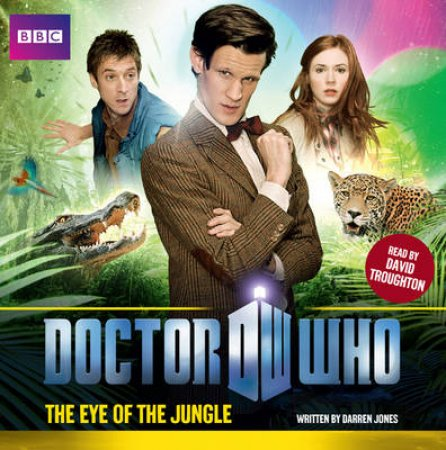 Doctor Who: Eye of the Jungle 1/90 by Darren Jones