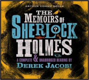 Memoirs of Sherlock Holmes UA 8/725