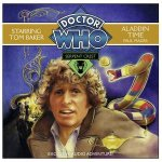 Doctor Who Serpent Crest Aladdin Time 160