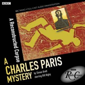Charles Paris: A Reconstructed Corpse 2/120 by Simon Brett